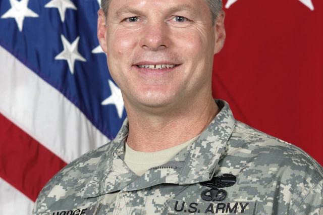 Maj. Gen. James L. Hodge, commanding general, Military Surface Deployment and Distribution Command (SDDC)