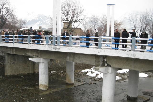 New Bridge Brings Hope, Safety to Afghanistan's Panjshir Valley