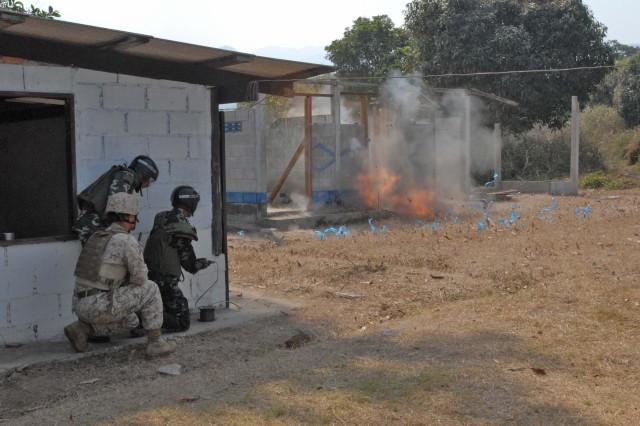 Bi-Lateral Breach Training