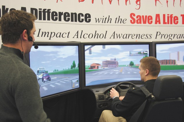 Simulations promote safety