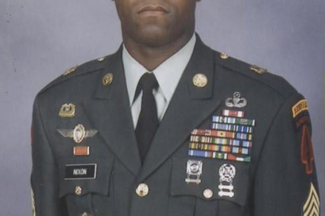 Command Sgt. Maj. Kenneth Nixon, Sr.
