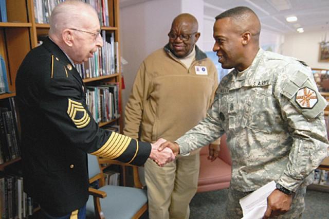 NCO Corps living history