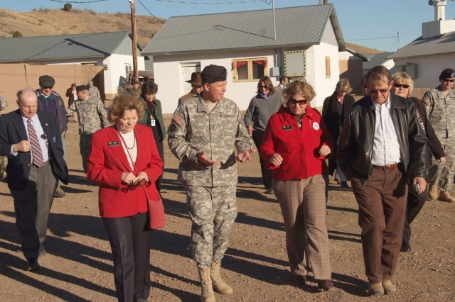 Colorado General Assembly visits Fort Carson
