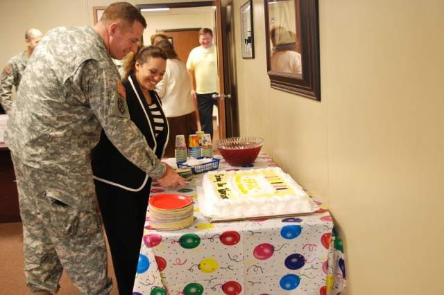 Soldier and Family Assistance Center celebrates first birthday