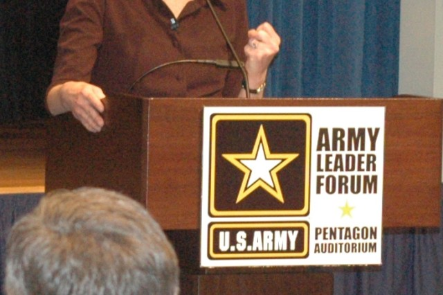 ABC News correspondent Martha Raddatz says Army public affairs is a great help in gathering war stories.