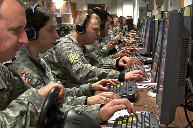 7th Army NCO Academy Simulations