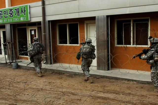 Warrior Focus: Running down the OPFOR