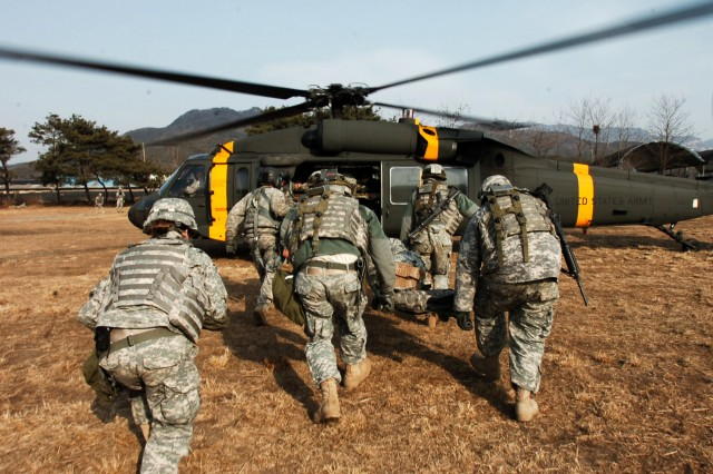 Warrior Focus: Medical Evacuation