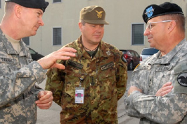Citizen Soldiers Support U.S. Army Africa