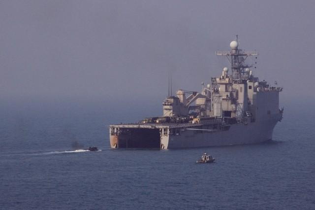 USS Tortuga (LSD 46) Amphibious Assault