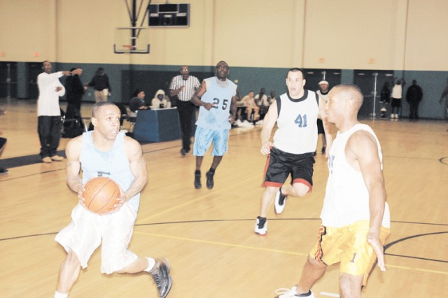 Stewart Basketball