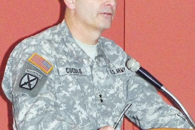 3rd Infantry Commander