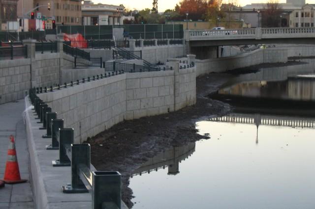 Napa River/Napa Creek Flood Protection Project