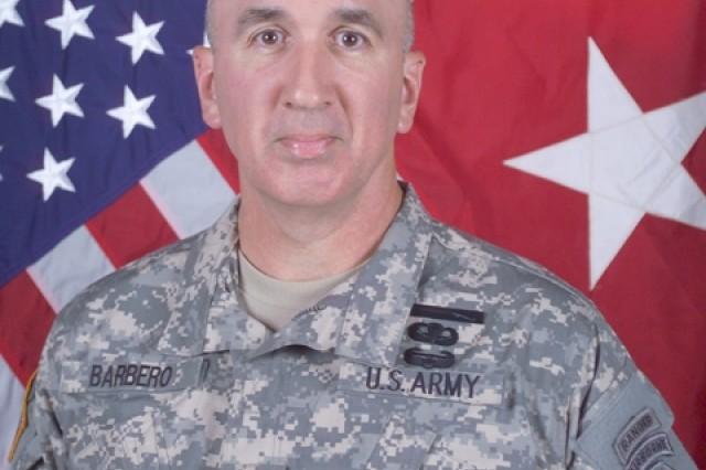 Maj. Gen. Michael Barbero