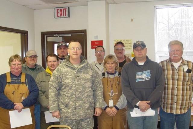Crane Army receives DHS appreciation