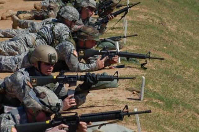 All-Army Small Arms Championships set for March