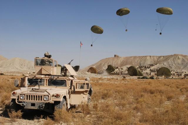 Combat delivery system bundles