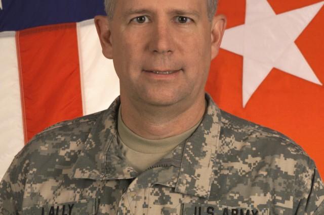 3rd ESC Commanding General