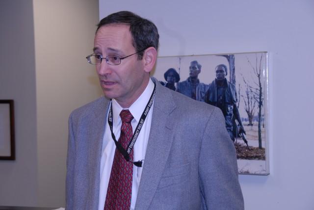 AER deputy director