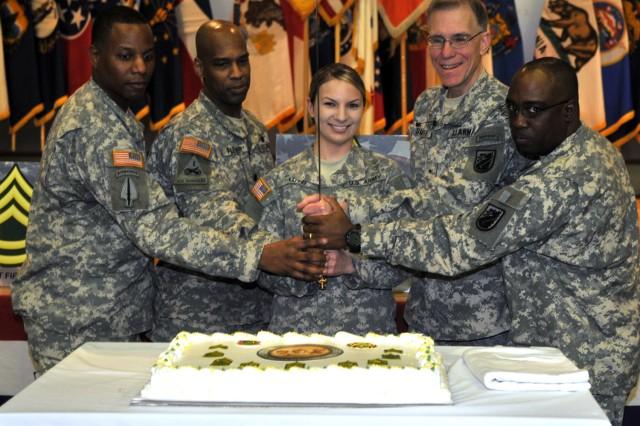 Mannheim Community kicks off Year of the NCO
