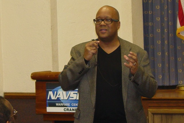 Crane hosts lunch lecture for Black History Month
