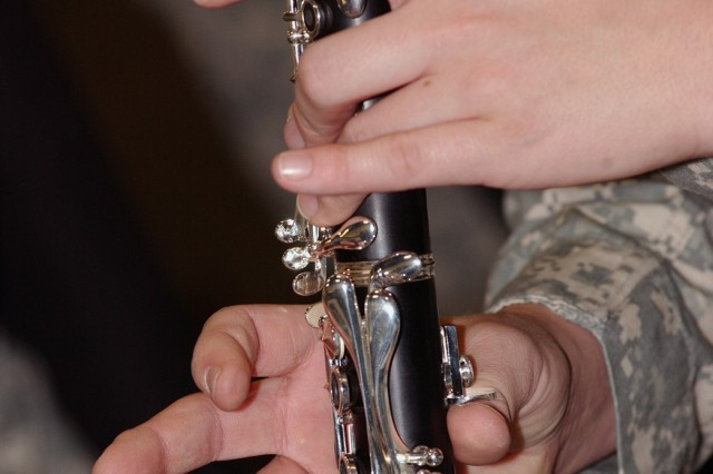 100th Army Band rocks Fort Knox, Ky.