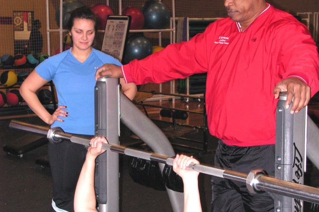 Fort Lewis fitness program