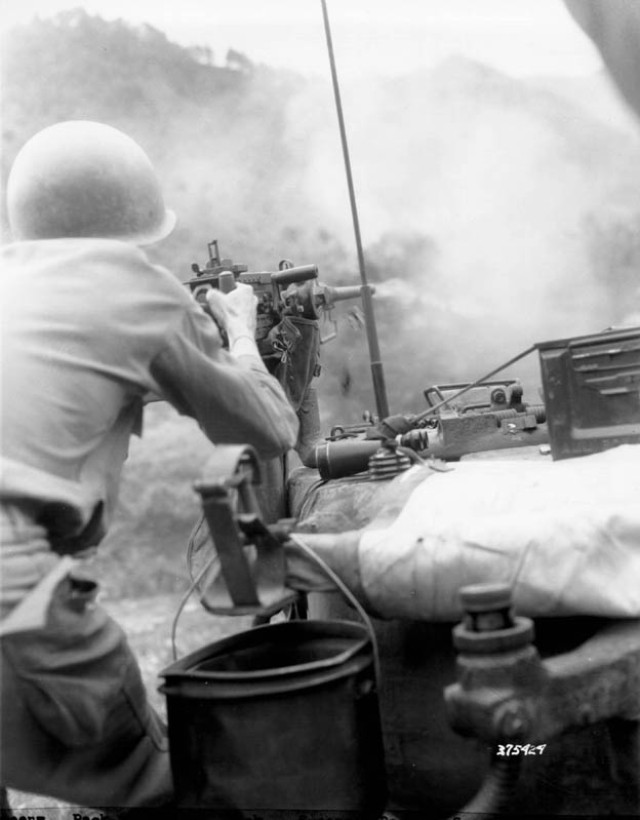 The M2 .50 cal: Over 80 years of service and counting
