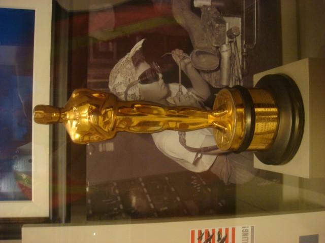 """The Army's """"Oscar."""""""