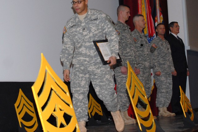 Year of the NCO Induction Ceremony