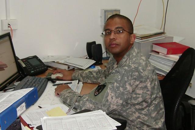 Staff Sergeant Danny Mallory II