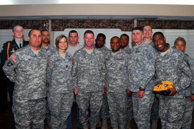 AUSA Suncoast Chapter NCO of the Year Luncheon