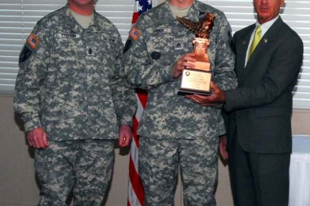 AUSA Suncoast Chapter Tampa NCO of the Year