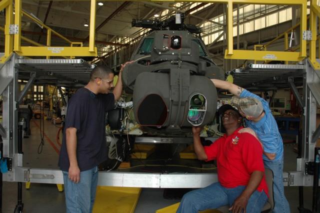 Corpus Christi mechanics with Apache