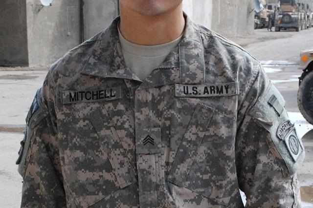 Sgt. Roy Mitchell