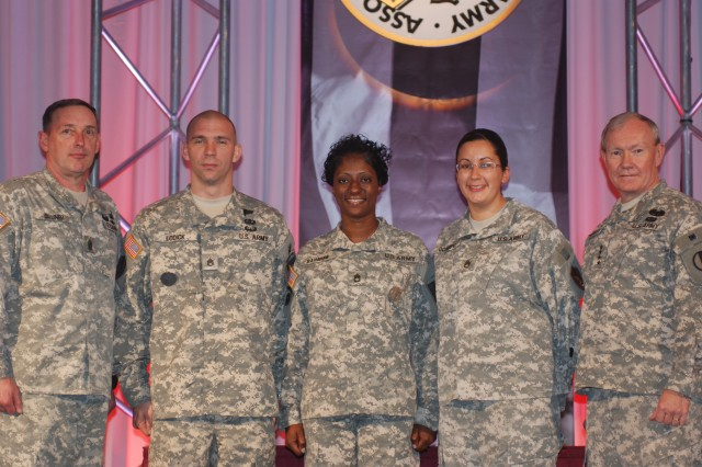 NCOs honored