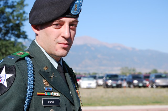 Fort Carson WTU Soldier drafts alternate energy proposal