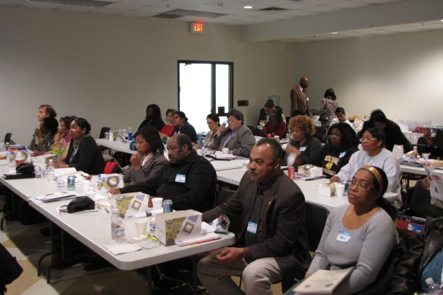 A technical assistance workshop Feb. 25 kicks off the two-day DoD outreach event at Alabama A&M University.