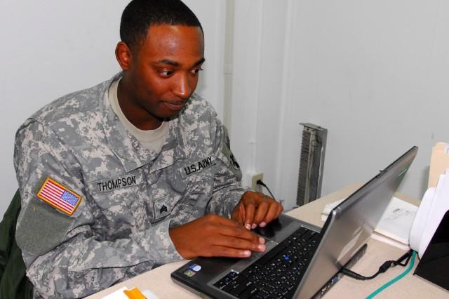 NCO has Soldiering In His Blood