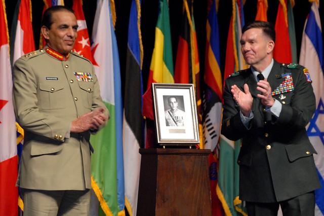 Kayani joins International Hall of Fame