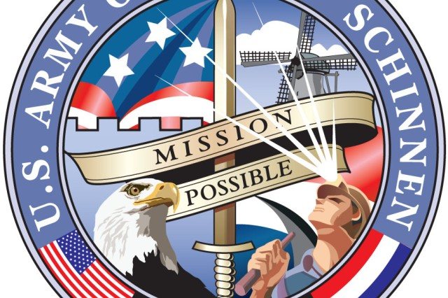 USAG Schinnen, the Army's only garrison in the Netherlands, is subordinate to USAG Benelux and to Installation Management Command-Europe. It provides base operations support to Army, Air Force, Navy and other joint, inter-agency, and international personnel supporting U.S. interests in NATO throughout the Netherlands and Northern Germany. ""