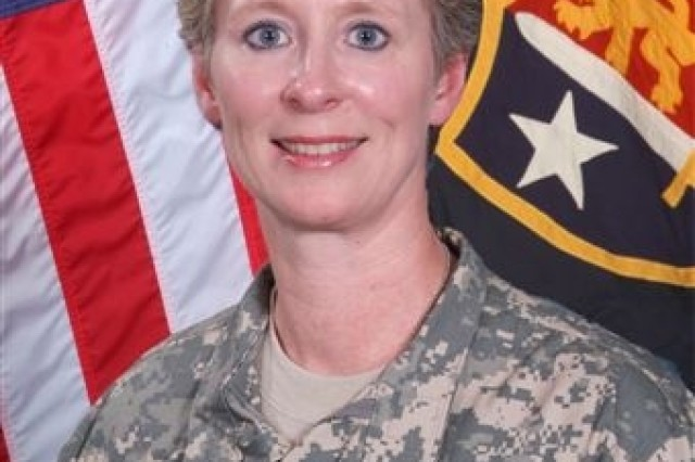 Col. Leah R. Fuller-Friel is the first female U.S. Army NATO brigade commander. The brigade is headquartered in Schwetzingen, Germany.