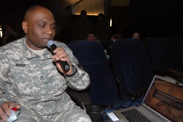 NCO serves as 'backbone' for suicide prevention training