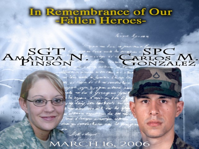 Fallen Military Intelligence Heroes Live on in Memories of Fellow Soldiers