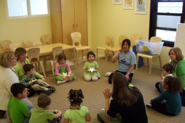 Detroit Arsenal CDC Teaches Preschool Children How to Speak Spanish
