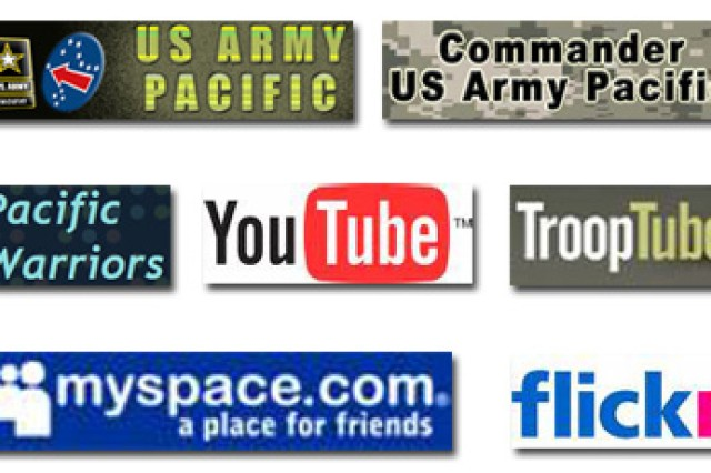 SURF THE U.S. ARMY PACIFIC
