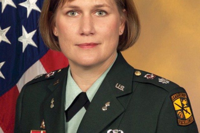 Suzanne Rudat deployed with the 101st Corps Support Group during operations Desert Shield and Desert Storm, and with the 485th Corps Support Battalion during Operation Joint Endeavor in Bosnia