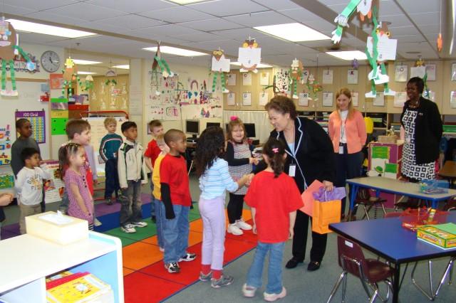 Director of DoDEA visits Humphreys American School