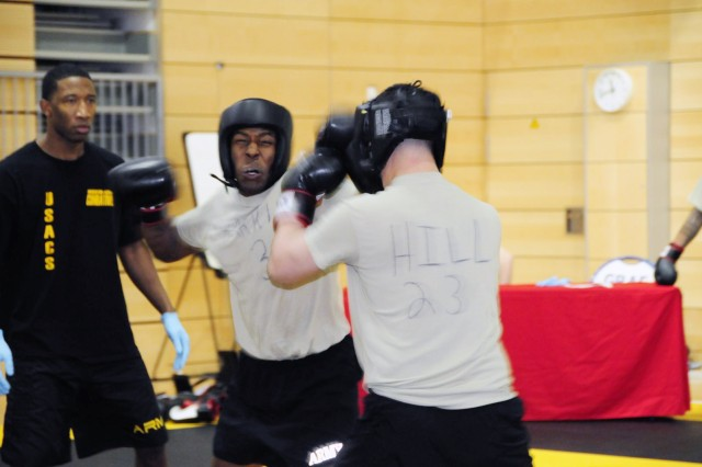 Modern Army Combatives blends Brazilian jujitsu, wrestling, judo and boxing into a systematic form of hand-to-hand combat.