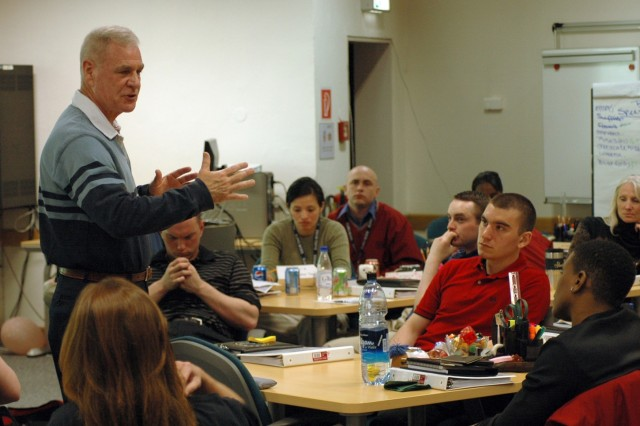 BOSS training educates, shares ideas